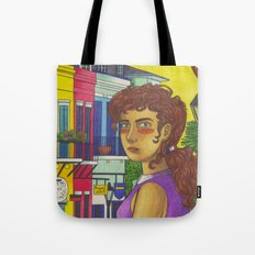 Sunny Day in New Orleans Tote Bag