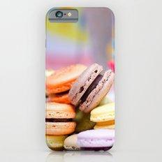 MACARONS WORLD 459 iPhone 6 Slim Case