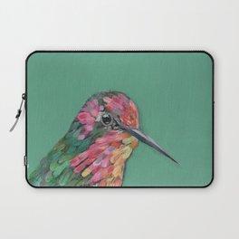 Anna's Hummingbird Portrait Laptop Sleeve