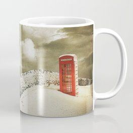 Winter in the Cotswolds, England Coffee Mug