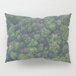green-trees Pillow Sham