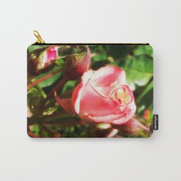 Natural Beauty • Point Defiance Rose Gardens • Tacoma, WA Carry-All Pouch