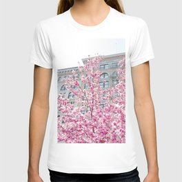 NYC Cherry Blossoms T-shirt