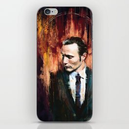 Dr. Hannibal Lecter iPhone Skin