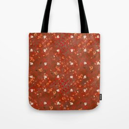 Swimming with Sharks Tote Bag