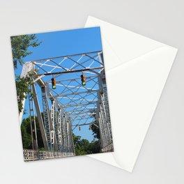 North 6th Street Bridge Stationery Cards