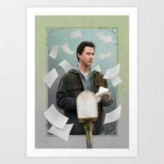 Alex Art Print