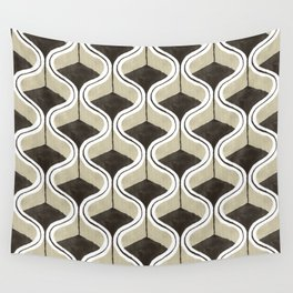 Never Ending Hourglass Wall Tapestry