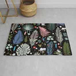 Magic Garden / Floral Pattern Rug