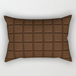 Sweet chokolate Rectangular Pillow