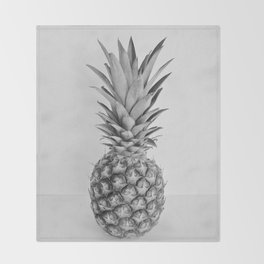 Pineapple II Throw Blanket