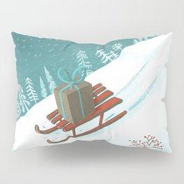 sled post Pillow Sham
