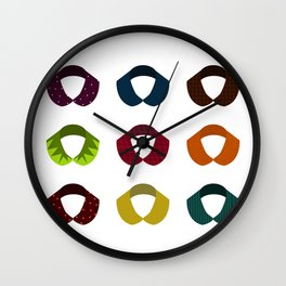 Cols Claudine Wall Clock