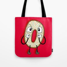 Hurts Donut Tote Bag