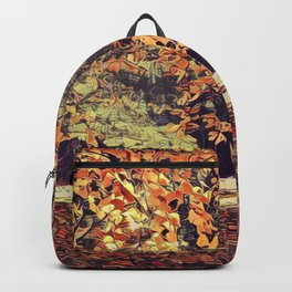 Trees In The Fall – Graphic 1 Backpack