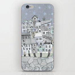 THE ISLAND (CHRISTMAS EDITION) iPhone Skin