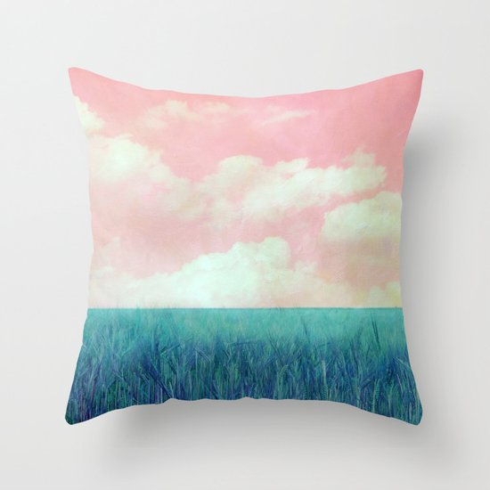 my day Throw Pillow