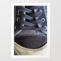 shoe Art Prints featuring Shoe by Fine2art
