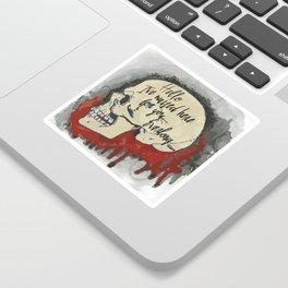 Everlong Sticker
