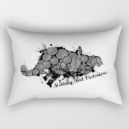 Nothing But Victorious Rectangular Pillow
