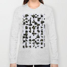 SUITE BLEUE Long Sleeve T-shirt