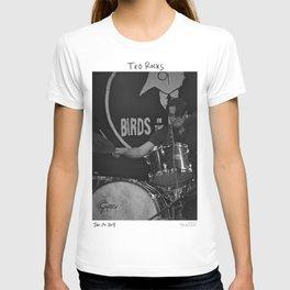 Birds in the Boneyard, Print 19: Teo Rocks! T-shirt