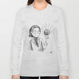 Inktober 2018: Day 28 Long Sleeve T-shirt