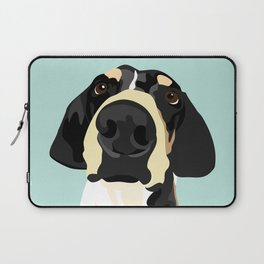 Lily's Nose Laptop Sleeve