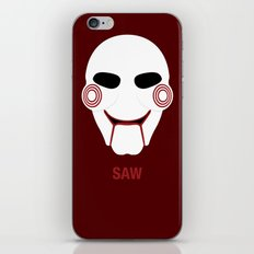 SAW iPhone & iPod Skin