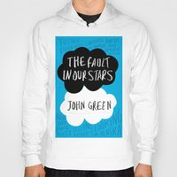 tfios Hoodies featuring TFiOS by Hoeroine