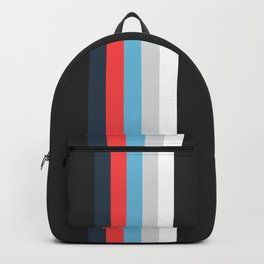 Classic Stripes Tianlong Backpack