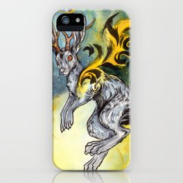 the Jackalope iPhone Case