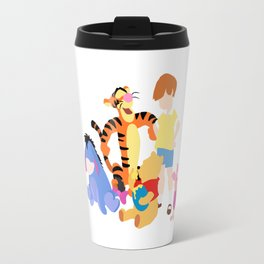 Winnie the pooh characters Travel Mug