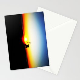 Solemn Goodbye Stationery Cards