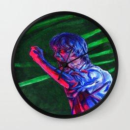 John Maus: I Am Facing You Wall Clock