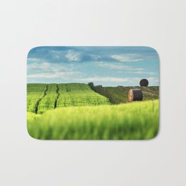Fields of Green Bath Mat