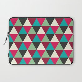 Southwestern Tribal Triangle Pattern Laptop Sleeve