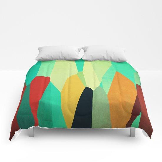 Last summer Comforters