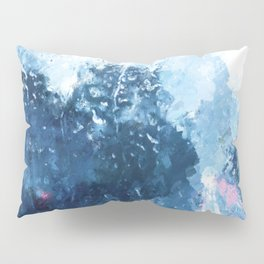 City Rain Pillow Sham