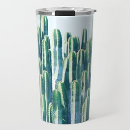 Cactus V2 #society6 #decor #fashion #tech #designerwear Travel Mug
