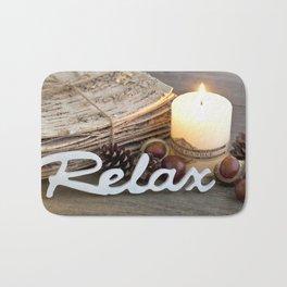 Relax Hygge Wintertime Bath Mat