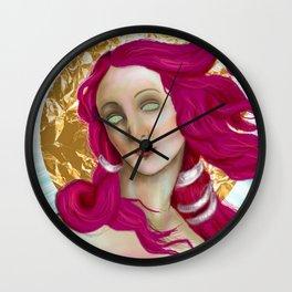 VENUS ON DRUGS Wall Clock