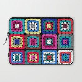 Granny Square Laptop Sleeve