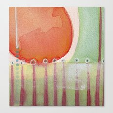 Penetrate Canvas Print