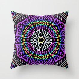 Colorandblack series 883 Throw Pillow