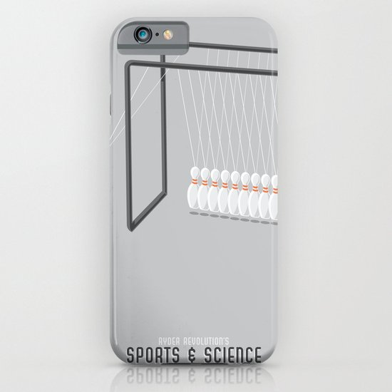 Sports and Science iPhone & iPod Case