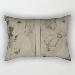 Labrador  Rectangular Pillow