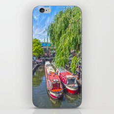 Camden Lock London iPhone Skin