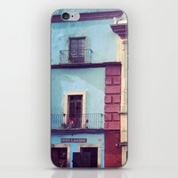 mexican iPhone & iPod Skins featuring Mexican houses by Olivier P.
