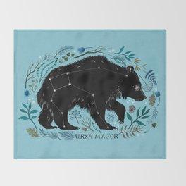 Ursa Major Throw Blanket